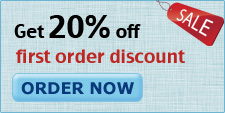 Get 20% off! First order discount. Order Now